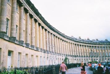 Bath, England   August 2015