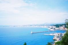 Côte d'Azur, France   August 2015