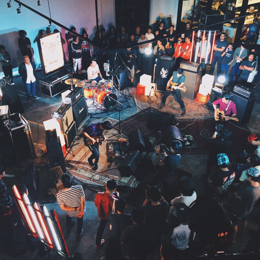 Dirgahayu, The Wknd Sessions Live #2