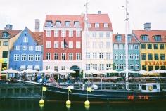 Nyhavn. Copenhagen, Denmark   August 2015