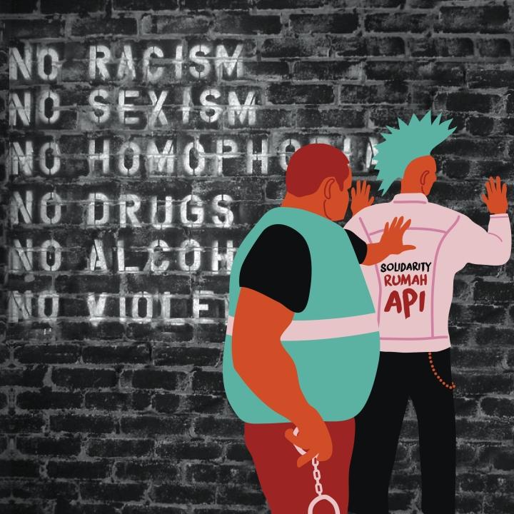 rumah api solidarity