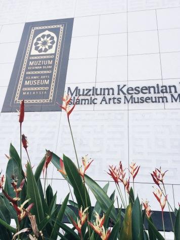 Kuala Lumpur; Islamic Arts Museum