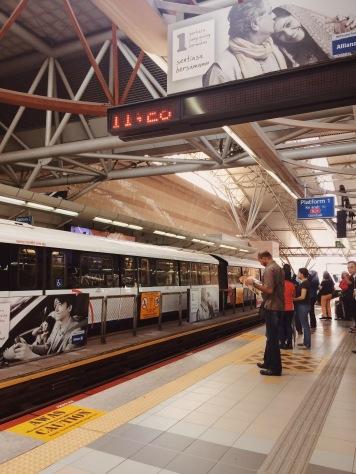 Kuala Lumpur; LRT