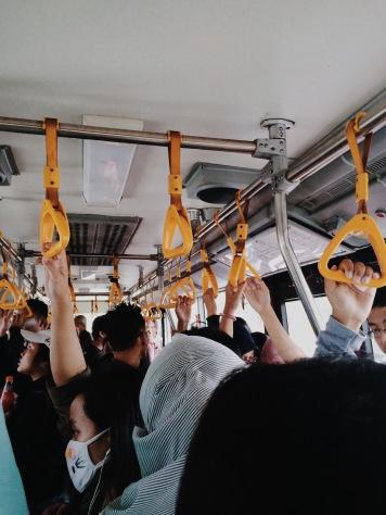 Jakarta; Busway